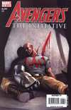 Avengers: The Initiative #6 comic books - cover scans photos Avengers: The Initiative #6 comic books - covers, picture gallery