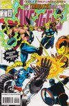 Avengers: The Terminatrix Objective #2 comic books - cover scans photos Avengers: The Terminatrix Objective #2 comic books - covers, picture gallery