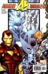 Avengers/Thunderbolts #4 comic books - cover scans photos Avengers/Thunderbolts #4 comic books - covers, picture gallery