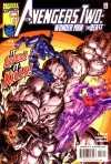 Avengers Two: Wonder Man & Beast #3 comic books - cover scans photos Avengers Two: Wonder Man & Beast #3 comic books - covers, picture gallery