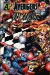Avengers/Ultraforce comic books