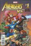 Avengers Vs Comic Books. Avengers Vs Comics.
