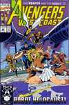Avengers West Coast #68 Comic Books - Covers, Scans, Photos  in Avengers West Coast Comic Books - Covers, Scans, Gallery