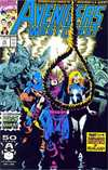 Avengers West Coast #76 comic books for sale