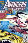 Avengers West Coast #79 comic books for sale