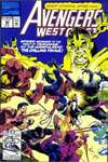 Avengers West Coast #86 comic books for sale