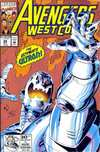 Avengers West Coast #89 comic books for sale
