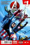 Avengers World comic books
