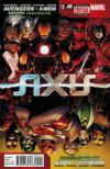 Avengers & X-Men: Axis #5 comic books for sale