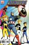 Avengers and Power Pack Assemble! comic books