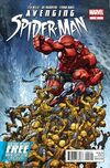 Avenging Spider-Man #2 Comic Books - Covers, Scans, Photos  in Avenging Spider-Man Comic Books - Covers, Scans, Gallery