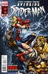Avenging Spider-Man #3 Comic Books - Covers, Scans, Photos  in Avenging Spider-Man Comic Books - Covers, Scans, Gallery