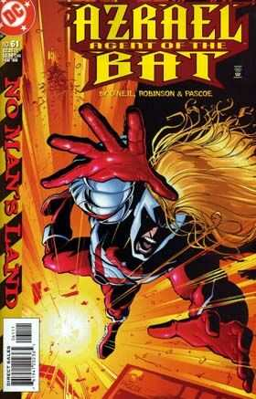 Azrael #61 comic books - cover scans photos Azrael #61 comic books - covers, picture gallery