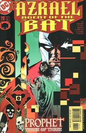 Azrael #72 comic books for sale