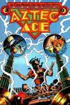 Aztec Ace #9 Comic Books - Covers, Scans, Photos  in Aztec Ace Comic Books - Covers, Scans, Gallery