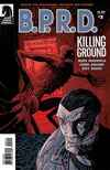 B.P.R.D.: Killing Ground #2 comic books - cover scans photos B.P.R.D.: Killing Ground #2 comic books - covers, picture gallery