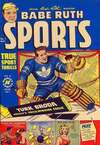 Babe Ruth Sports #7 comic books for sale
