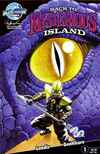 Back to Mysterious Island #1 comic books - cover scans photos Back to Mysterious Island #1 comic books - covers, picture gallery