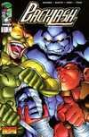 Backlash #22 comic books - cover scans photos Backlash #22 comic books - covers, picture gallery