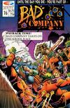 Bad Company #16 comic books - cover scans photos Bad Company #16 comic books - covers, picture gallery
