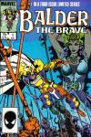 Balder the Brave comic books