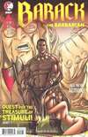 Barack the Barbarian comic books