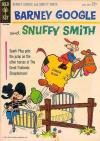 Barney Google and Snuffy Smith comic books