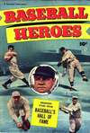 Baseball Heroes #1 comic books - cover scans photos Baseball Heroes #1 comic books - covers, picture gallery