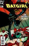 Batgirl #42 comic books - cover scans photos Batgirl #42 comic books - covers, picture gallery