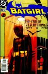 Batgirl #49 comic books for sale
