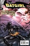 Batgirl #60 comic books - cover scans photos Batgirl #60 comic books - covers, picture gallery
