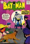 Batman #123 Comic Books - Covers, Scans, Photos  in Batman Comic Books - Covers, Scans, Gallery