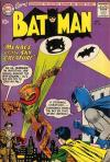Batman #135 comic books - cover scans photos Batman #135 comic books - covers, picture gallery