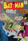 Batman #137 comic books - cover scans photos Batman #137 comic books - covers, picture gallery