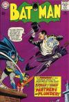 Batman #169 comic books - cover scans photos Batman #169 comic books - covers, picture gallery