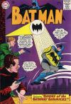 Batman #170 comic books - cover scans photos Batman #170 comic books - covers, picture gallery