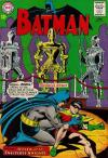 Batman #172 comic books - cover scans photos Batman #172 comic books - covers, picture gallery