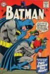 Batman #177 comic books - cover scans photos Batman #177 comic books - covers, picture gallery