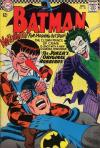 Batman #186 Comic Books - Covers, Scans, Photos  in Batman Comic Books - Covers, Scans, Gallery