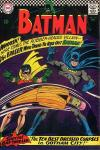 Batman #188 comic books - cover scans photos Batman #188 comic books - covers, picture gallery