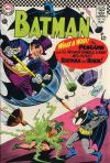 Batman #190 Comic Books - Covers, Scans, Photos  in Batman Comic Books - Covers, Scans, Gallery