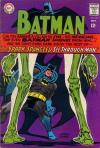 Batman #195 comic books - cover scans photos Batman #195 comic books - covers, picture gallery
