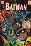 Batman #196 comic books - cover scans photos Batman #196 comic books - covers, picture gallery