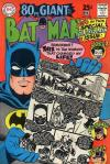 Batman #198 comic books - cover scans photos Batman #198 comic books - covers, picture gallery