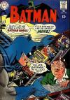 Batman #199 Comic Books - Covers, Scans, Photos  in Batman Comic Books - Covers, Scans, Gallery