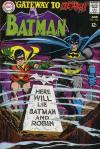 Batman #202 comic books - cover scans photos Batman #202 comic books - covers, picture gallery