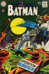 Batman #204 comic books - cover scans photos Batman #204 comic books - covers, picture gallery
