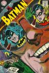 Batman #205 comic books - cover scans photos Batman #205 comic books - covers, picture gallery