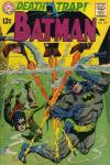 Batman #207 comic books - cover scans photos Batman #207 comic books - covers, picture gallery