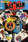 Batman #213 comic books - cover scans photos Batman #213 comic books - covers, picture gallery
